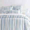 Montebello Asiatic Blue Duvet Cover
