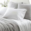 Silken Solid White Sheet Set
