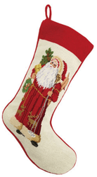 Elk Village Christmas Stocking<font color =a8bb35> Sold out</font>