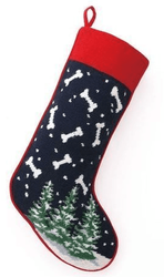 Bones Christmas Stocking<font color =a8bb35> Sold out</font>