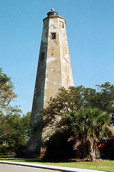 Bald Head Lighthouse Giclee
