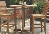 Monterey Bar Chair or Arm Chair