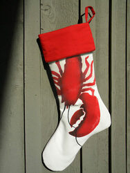 Red Lobster Stocking