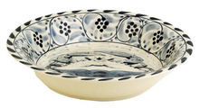 Blue Crab Pasta Bowl - Set of 4