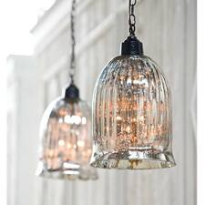 Buy pendant lights sea glass wood more cottage bungalow classic pendant lights aloadofball Images