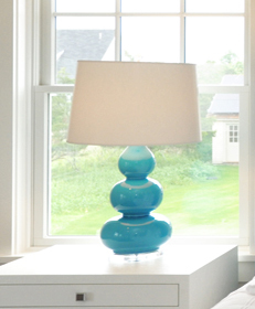 Shop colorful table lamps cottage bungalow colorful table lamps aloadofball Gallery