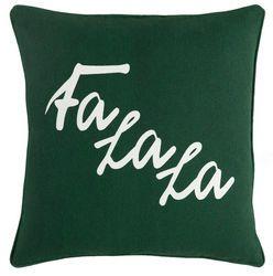 Fa La La Pillow Green