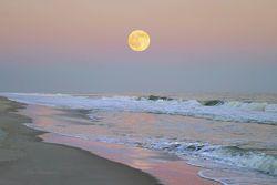 Full Moon Giclee