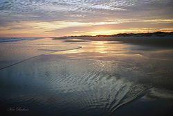 Island Sunset Giclee