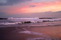 September Surf Giclee