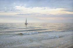 Silver Sail Giclee
