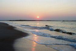 Sunrise Surf Giclee