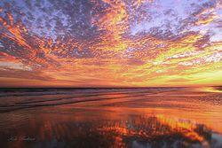 Sunset Drama Giclee