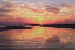 Sunset Shore Giclee