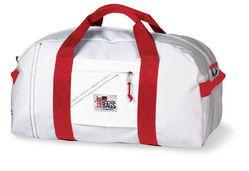 Large Square Sailor Duffel Bag