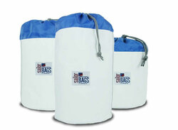 Newport Sailcloth Stow Bag in Three Sizes