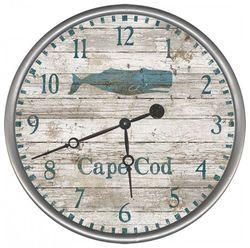 Vintage Whale Clock  - Personalize It
