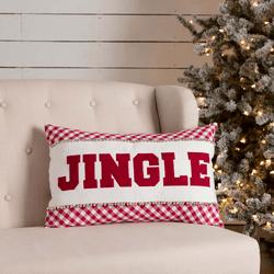 Emmie Jingle Pillow