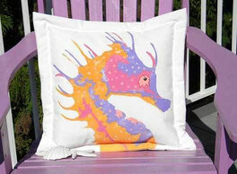 Hand Painted Pillows