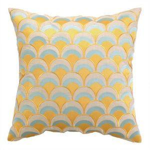 Orange & Yellow Pillows