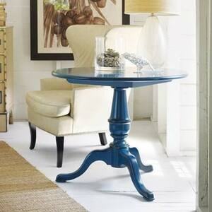 Coastal Living Room Furniture | Beach Coffee Tables, End Tables ...