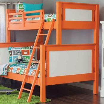 Beach House Themed Bunk Beds Trundles Cottage Bungalow