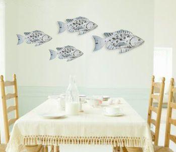 Iron fish Art