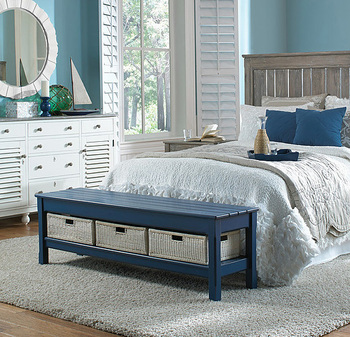Coastal Bedroom Furniture | Cottage & Bungalow