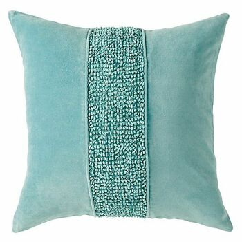 Blue & Green Pillows