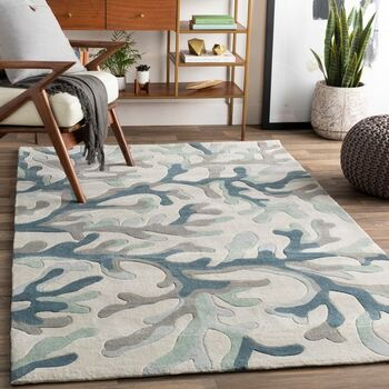 Blue & Green Rugs