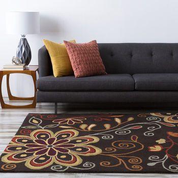 Black & Brown Rugs