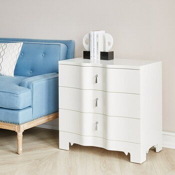 Genial Contemporary Accent Tables