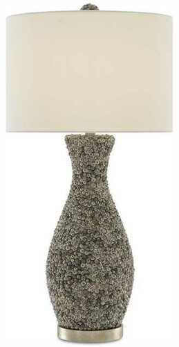 Batad Shell Table Lamp <font color=a8bb35> Sold Out</font>