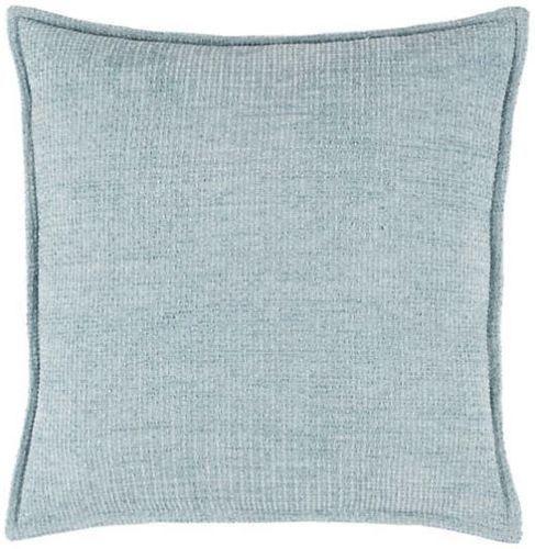 Bauble Chenille Ocean Decorative Pillow