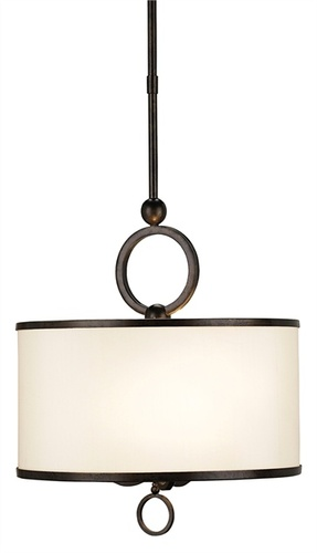 Brownlow Drum Chandelier in Two Sizes