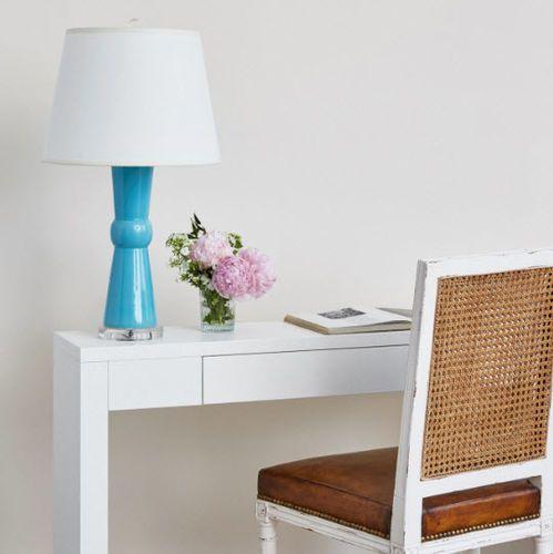 Clarissa Table Lamp Turquoise