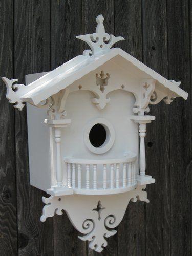 Cottage Birdhouse for Bluebirds