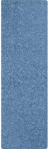 Crackle Blue Iris Hand Tufted Rug