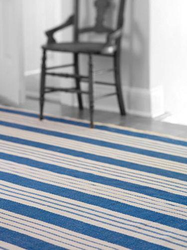 Staffordshire Stripe Cotton Rug