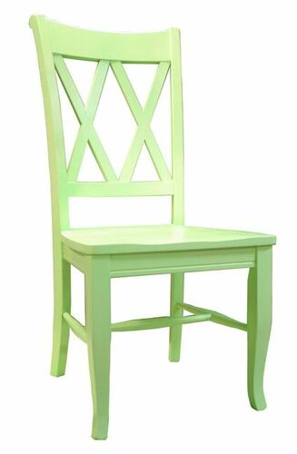 Double X Back Side Chair or Barstool