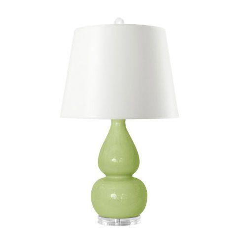 Emilia Table Lamp Green