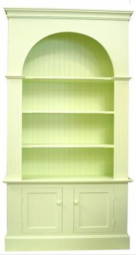 Greyson Small Arch Bookcase