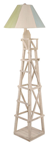 Life Guard Chair Floor Lamp For Sale Over 185 Lamps