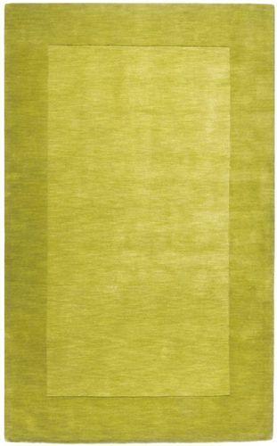 Mystique Olive Hand Tufted Rug