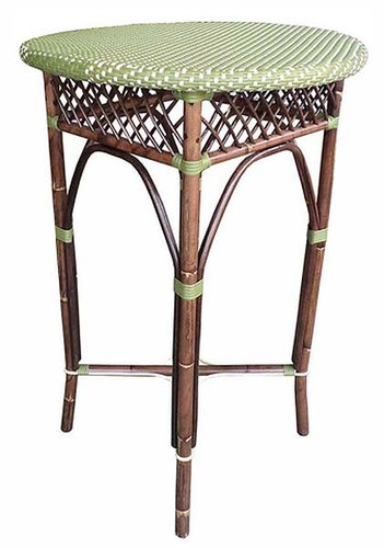 Paris Bar Stool in Green