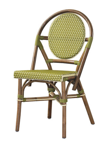 Paris Bistro Table in Green *Low Stock