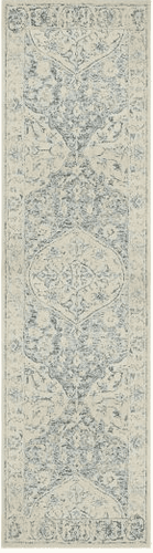 Prana Blue Hand Tufted Rug