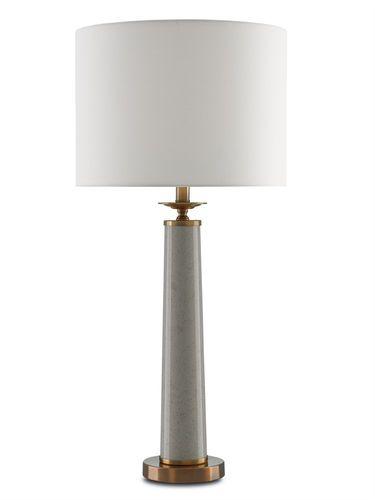 Rhyme Table Lamp Grey