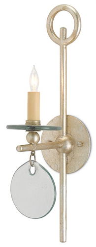 Sethos Wall Sconce in Two Finishes