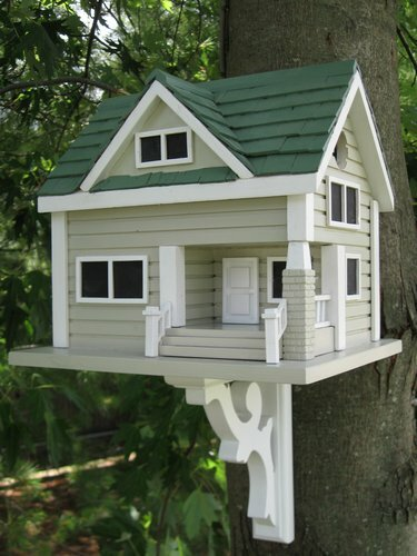The Bungalow Birdhouse *Backorder Sept